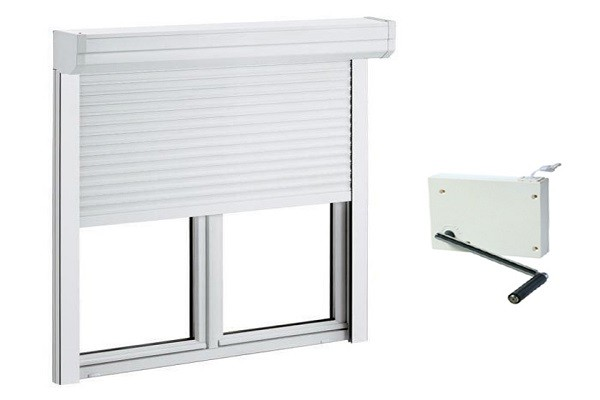 Roller shutters reduce cost of living