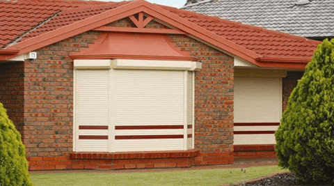 Roller shutters for your home