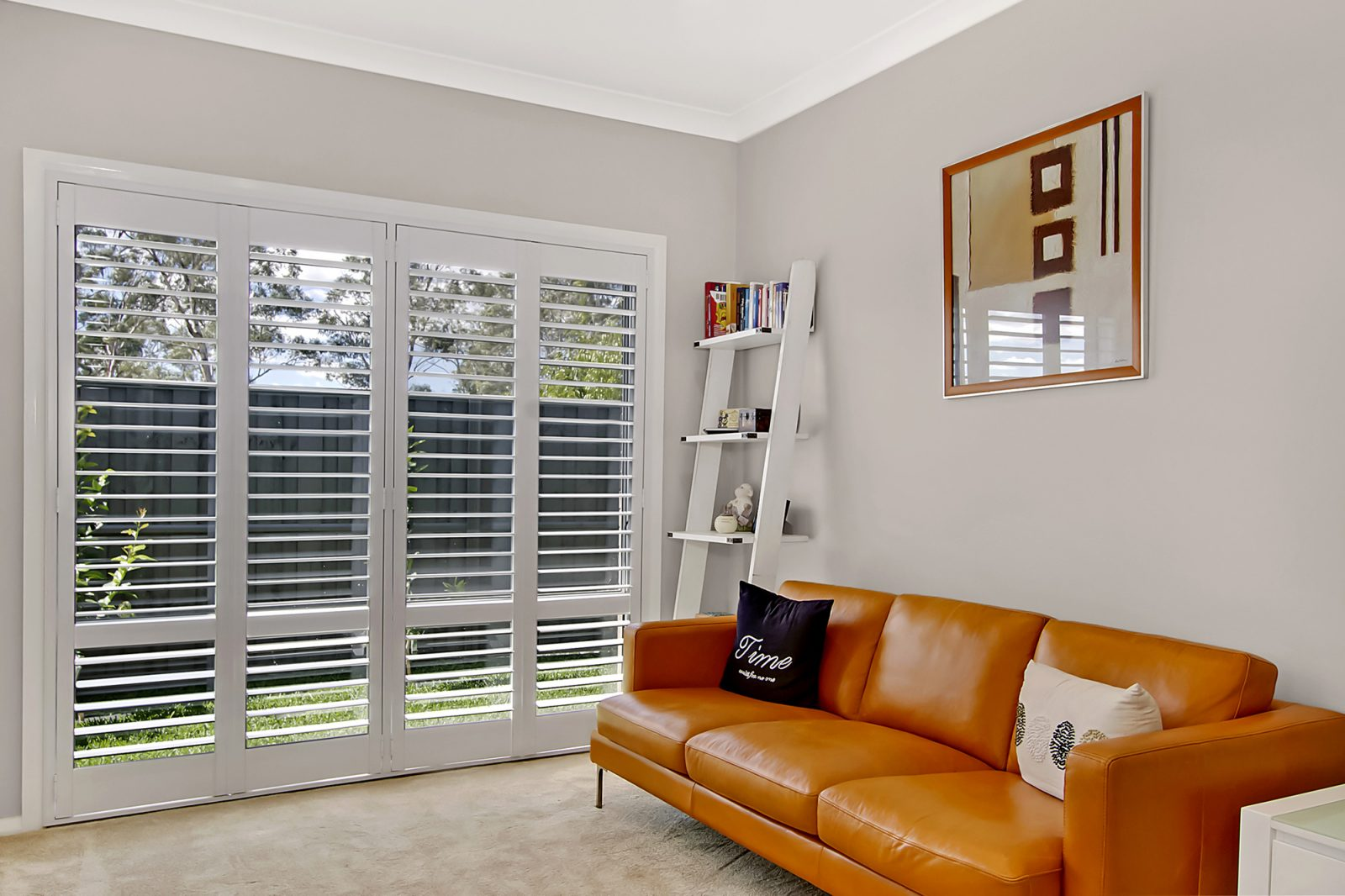 Modern Group plantation shutters - exterior window shutters & interior window shutters